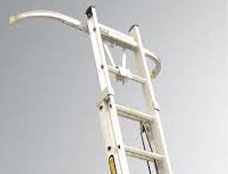 LADDER AND ACCESSORIES